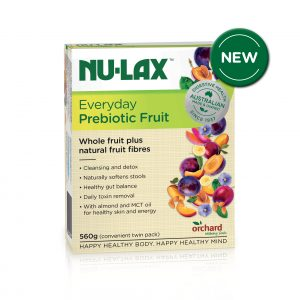 Nu-Lax Everyday Prebiotic Fruit