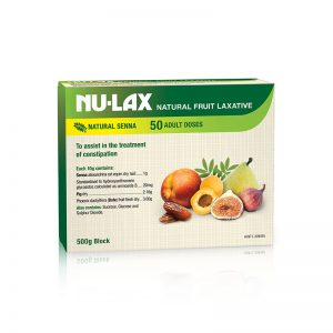 Natural Fruit Laxative block 500g