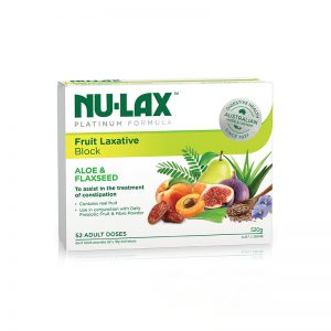 Platinum Fruit Laxative Block 520g